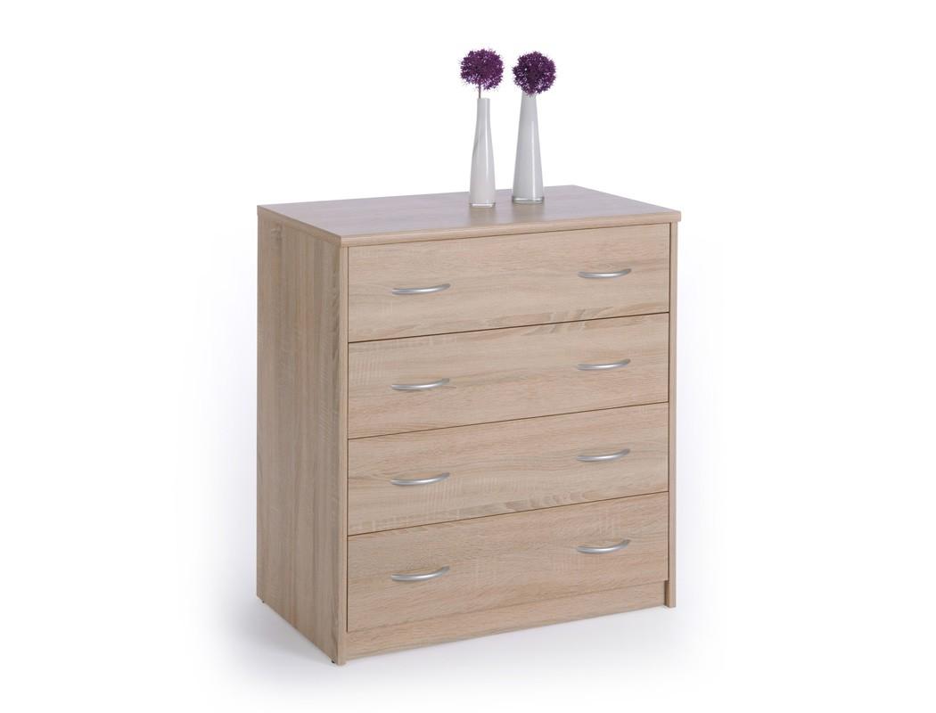 schubkastenkommode koblenz 4 farbe nach wahl 74x85x45. Black Bedroom Furniture Sets. Home Design Ideas