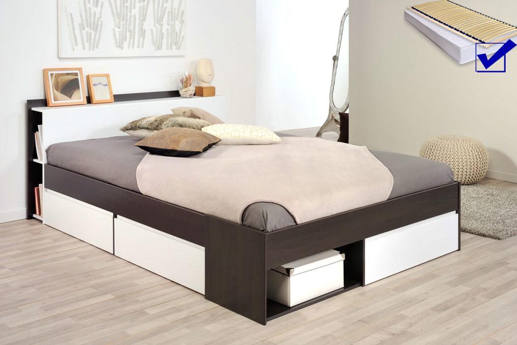 jugendbett morris 3 kaffeefarben 140x200 rost matratze singlebett bett wohnbereiche schlafzimmer. Black Bedroom Furniture Sets. Home Design Ideas