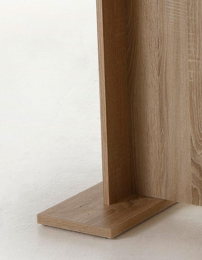 s ulentisch ineke sonoma eiche nb 108x68x75 cm esszimmertisch esstisch k che ebay. Black Bedroom Furniture Sets. Home Design Ideas
