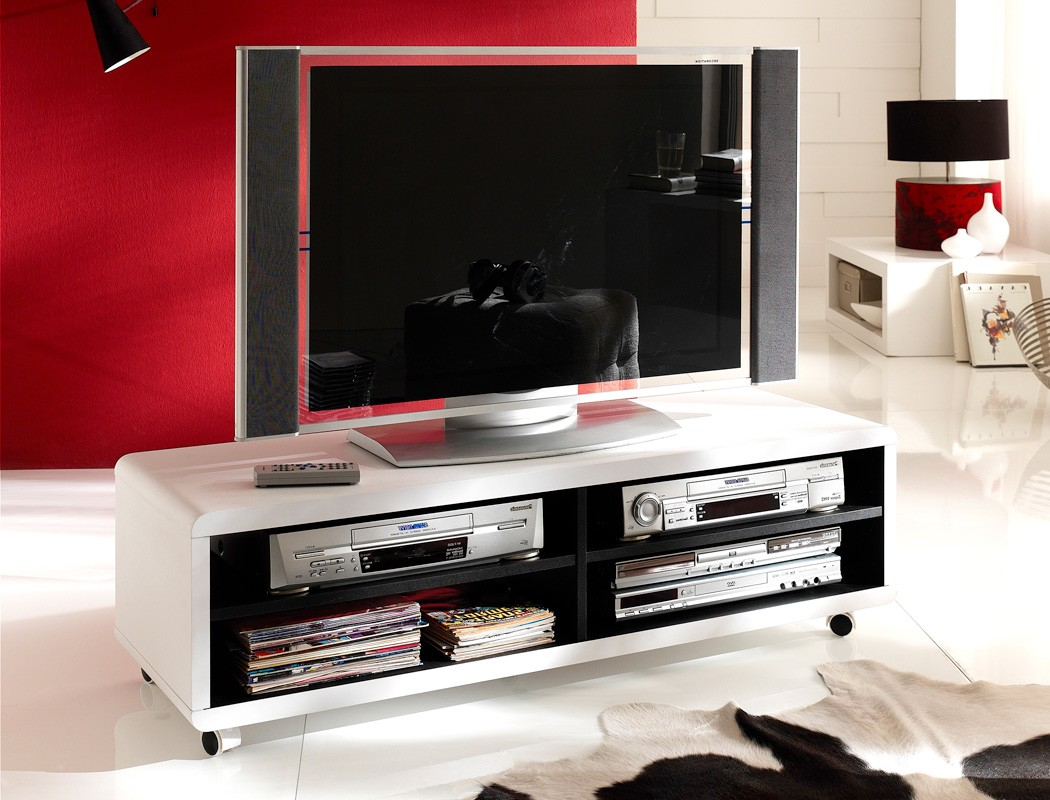 lowboard jerome xl 120x35x39 cm wei tv board tv m bel tv. Black Bedroom Furniture Sets. Home Design Ideas