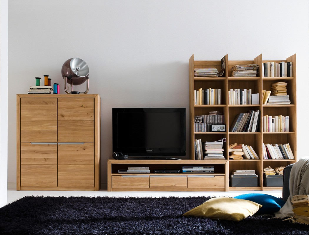 tv schrank eiche massiv inspirierendes design f r wohnm bel. Black Bedroom Furniture Sets. Home Design Ideas