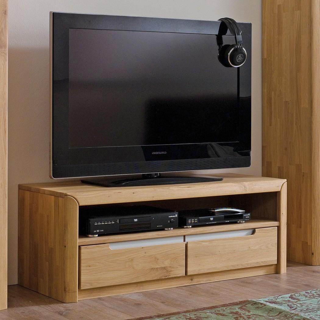 wohnwand eiche massiv bianco 4 teilig medienwand tv wand wohnzimmer pisa 23 ebay. Black Bedroom Furniture Sets. Home Design Ideas