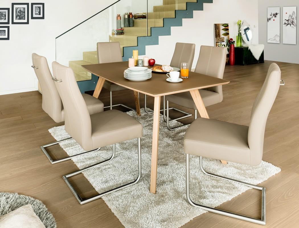 esstisch tromsa vidrio tisch mit glasplatte bootsform varianten wohnbereiche esszimmer esstische. Black Bedroom Furniture Sets. Home Design Ideas