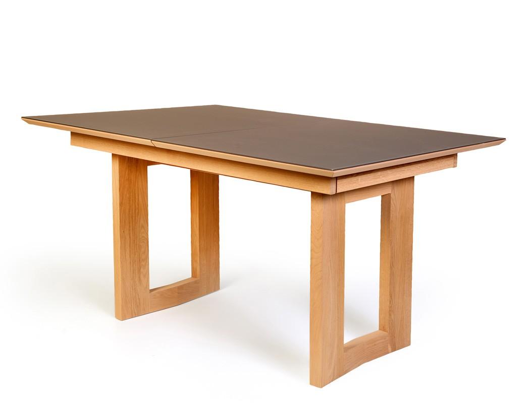 Esstisch mit glasplatte satiniert alle ideen ber home for Esstisch mit glasplatte