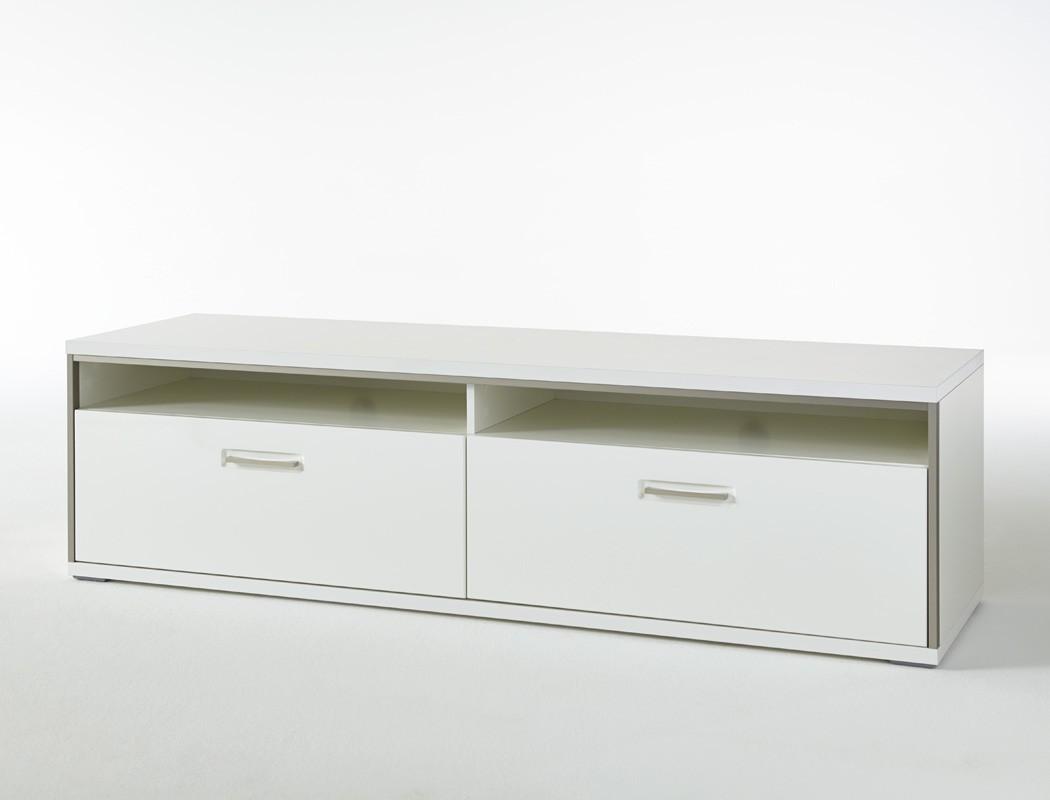 tv schrank wei hochglanz 120. Black Bedroom Furniture Sets. Home Design Ideas