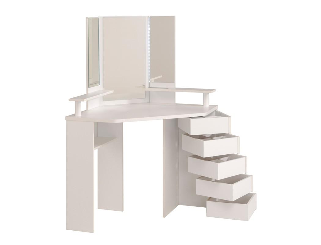 schminktisch volana 12 weiss frisierhocker spiegel. Black Bedroom Furniture Sets. Home Design Ideas
