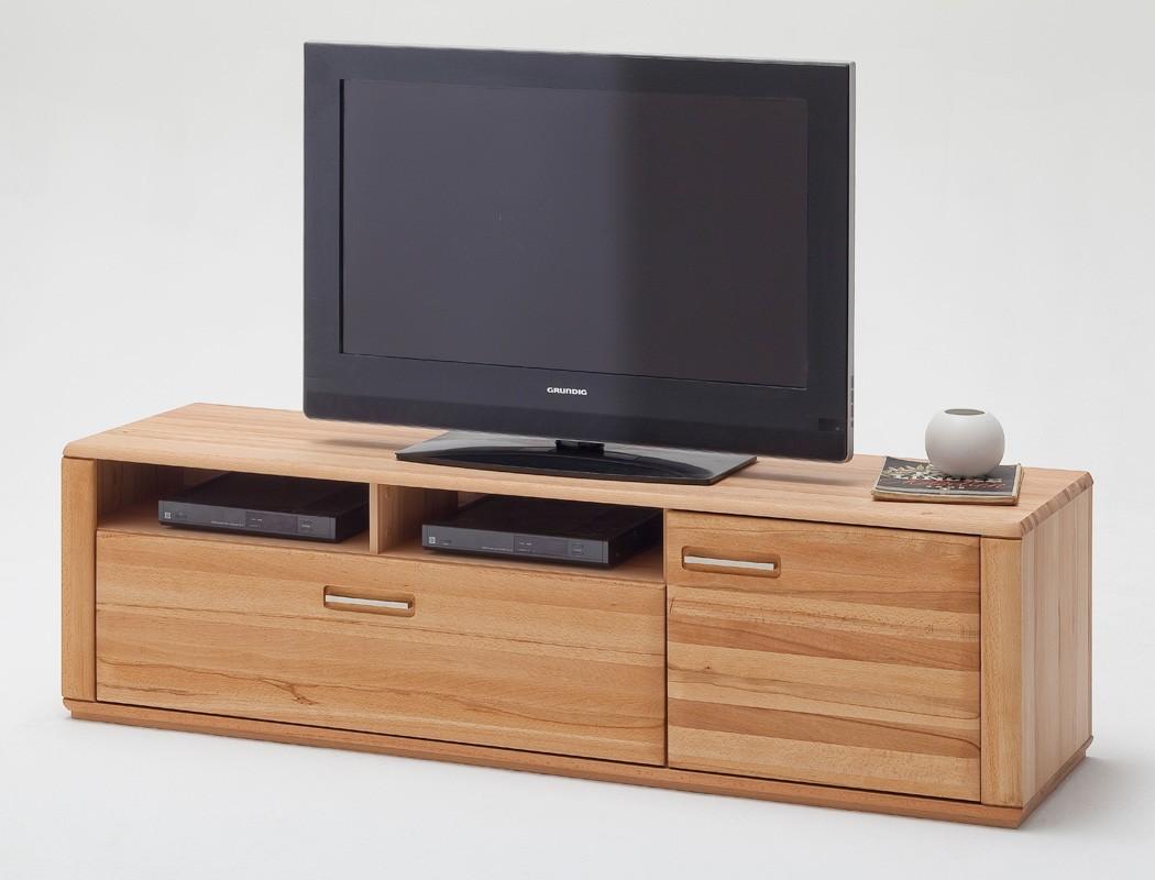 lowboard senta 8 kernbuche teilmassiv 179x50x51 tv m bel tv schrank wohnbereiche wohnzimmer tv. Black Bedroom Furniture Sets. Home Design Ideas