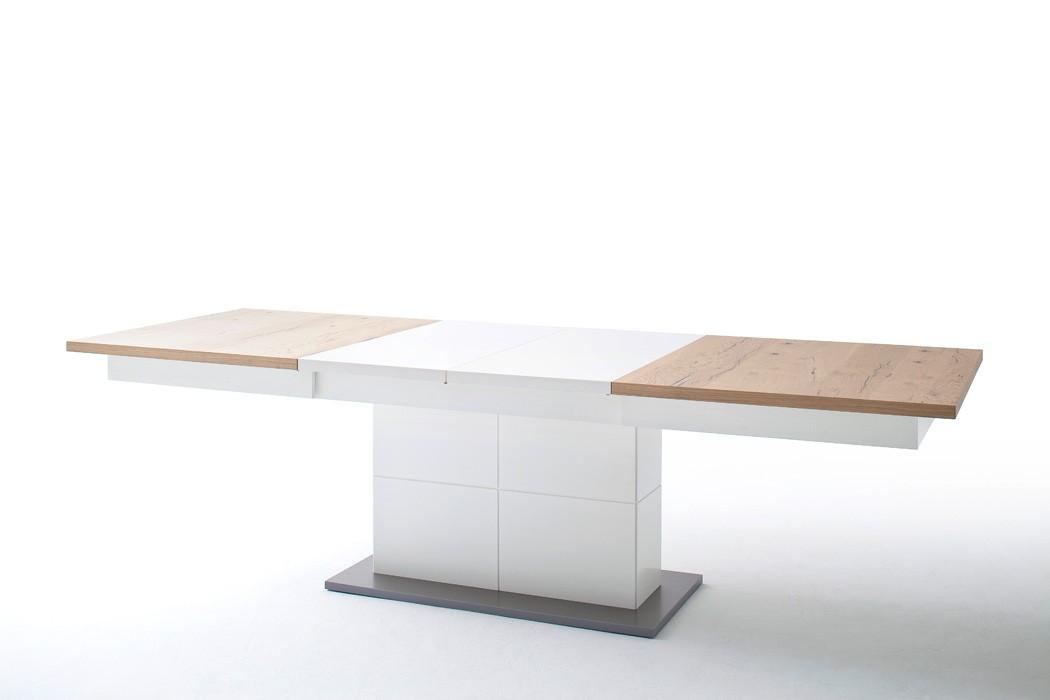weier kchentisch ausziehbar top esstisch breda esszimmer kchentisch ausziehbar x in wei with. Black Bedroom Furniture Sets. Home Design Ideas