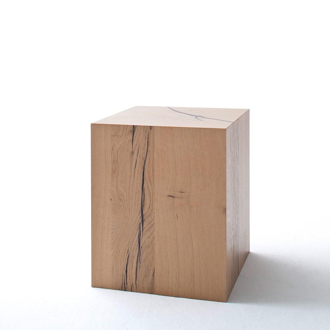 beistelltisch nina 14 crack eiche 40x40x48 cm sofatisch couchtisch wohnbereiche wohnzimmer couch. Black Bedroom Furniture Sets. Home Design Ideas