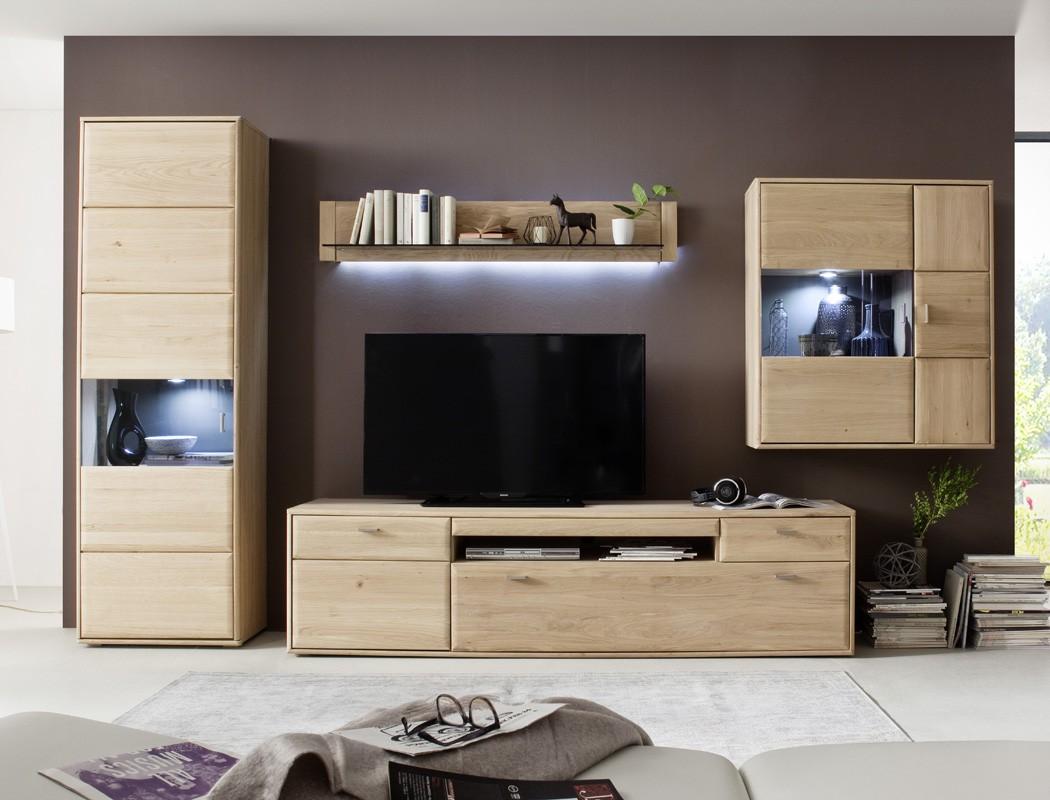 h ngeschrank torrent 12 eiche bianco massiv 94x105x39 cm. Black Bedroom Furniture Sets. Home Design Ideas