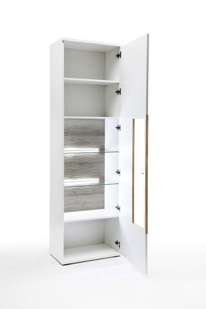 esszimmer parla 40 wei hochglanz 6 teilig esstisch. Black Bedroom Furniture Sets. Home Design Ideas