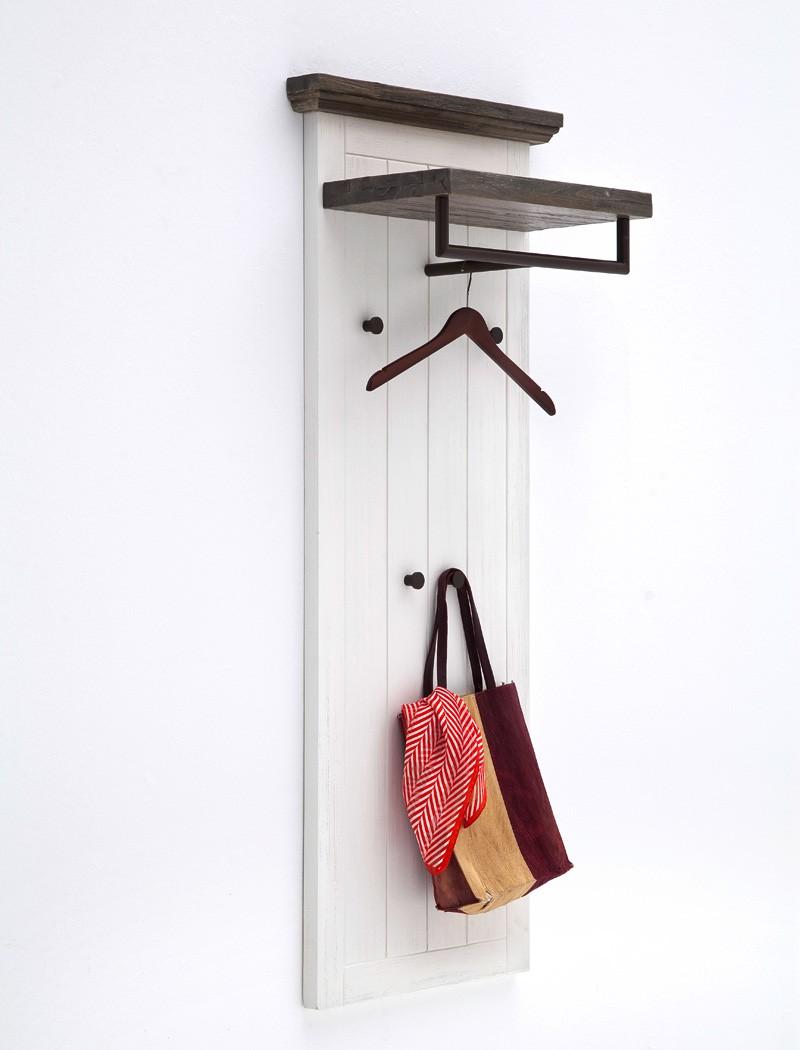 Garderobe gordon 20 wei struktur akazie 3 teilig for Garderobe 80 x 200