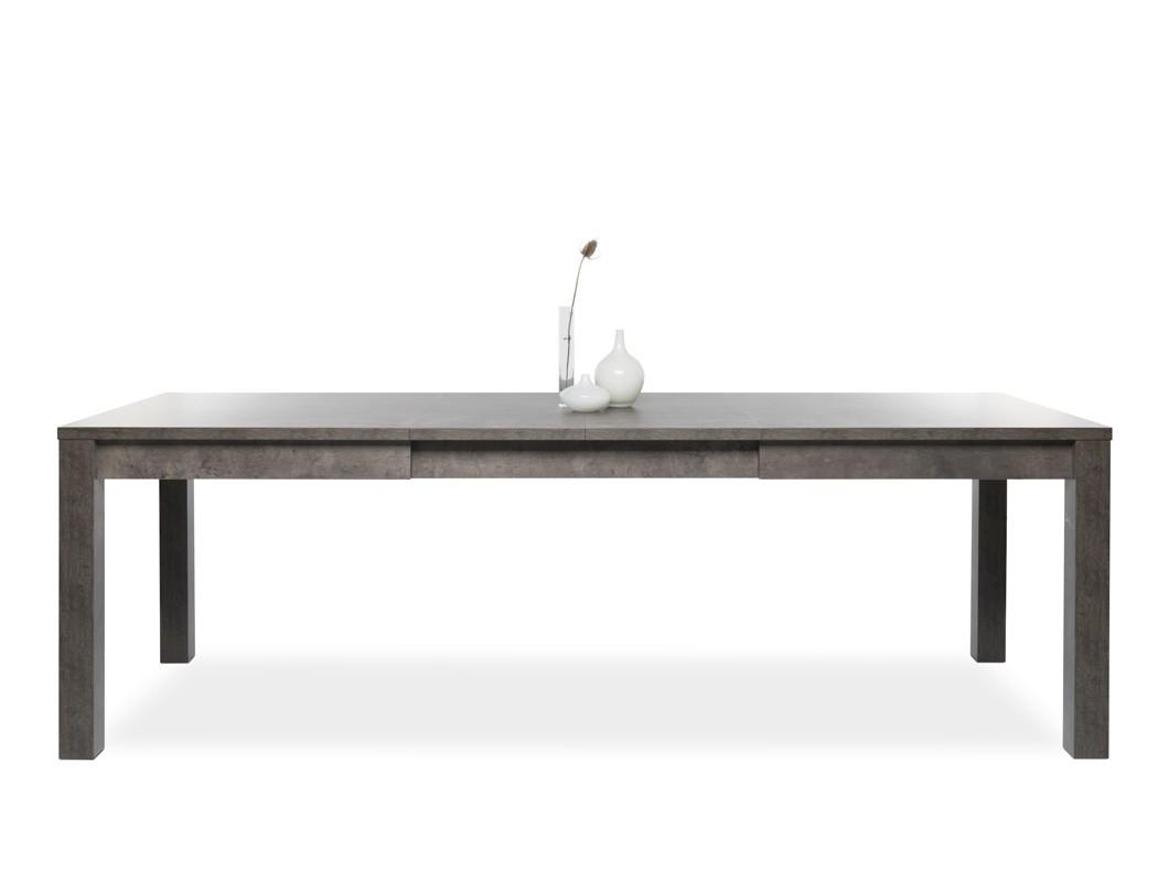 esstisch beton dekor 160 200 240 x90x76 cm auszugstisch esszimmertisch siegmund ebay. Black Bedroom Furniture Sets. Home Design Ideas