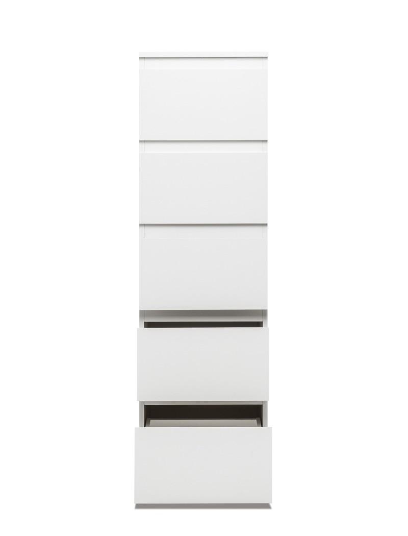 schubkastenkommode imke 6 wei 40x131x45 cm kommode schrank wohnm bel wohnbereiche wohnzimmer. Black Bedroom Furniture Sets. Home Design Ideas
