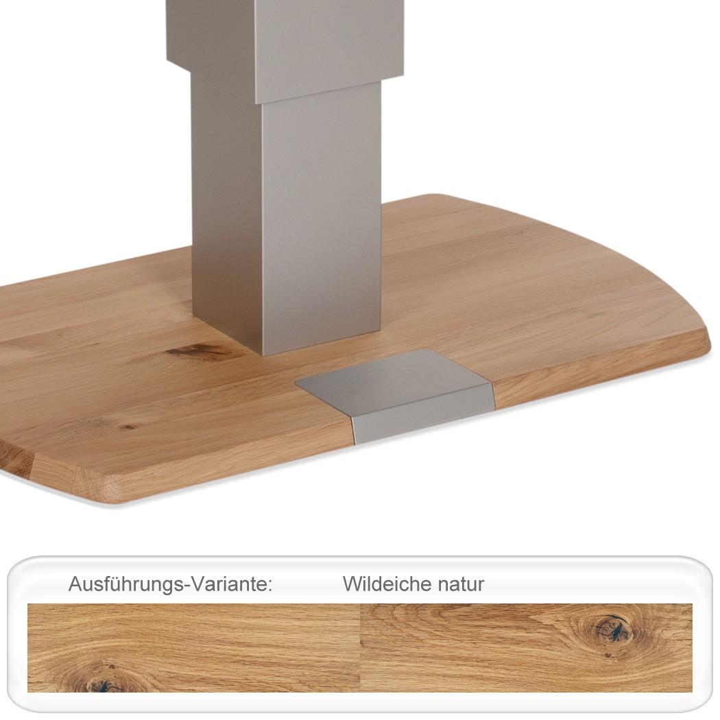 Couchtisch antwerpen 100x62x50 cm h henverstellbar eiche for Wohnzimmertisch lift