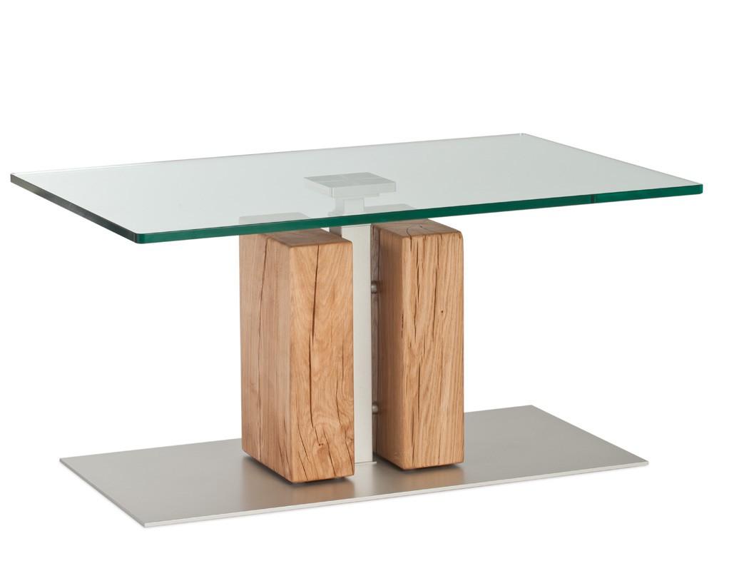 couchtisch 90x60x45 cm h henverstellbar glastisch. Black Bedroom Furniture Sets. Home Design Ideas