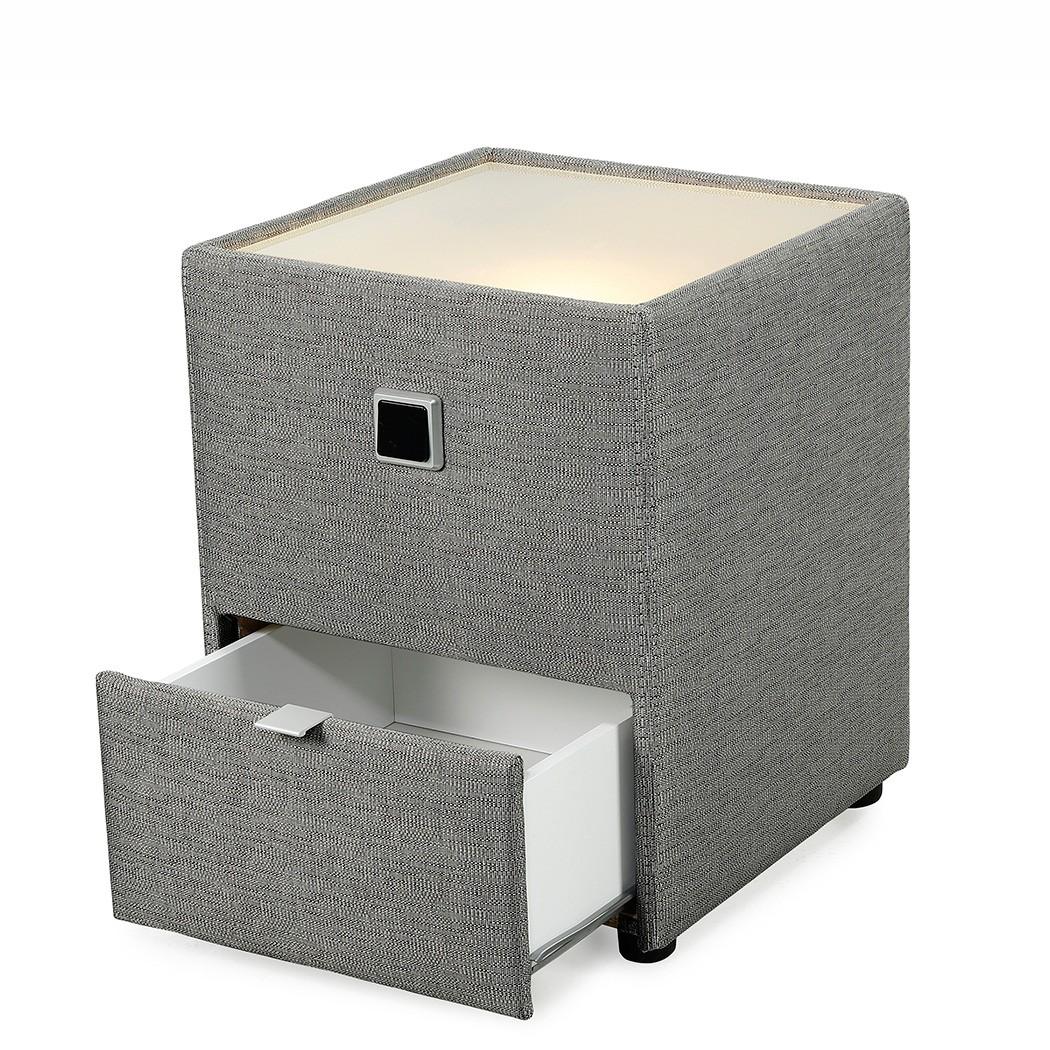 nachttisch leya 43x53x45 cm varianten nachtkonsole mit. Black Bedroom Furniture Sets. Home Design Ideas