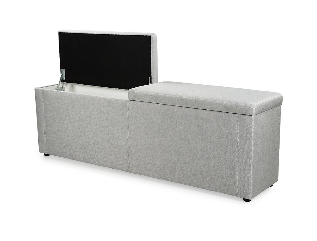 truhenbank ruth braun beige 140cm 160cm 180cm polsterbank w schetruhe wohnbereiche schlafzimmer. Black Bedroom Furniture Sets. Home Design Ideas