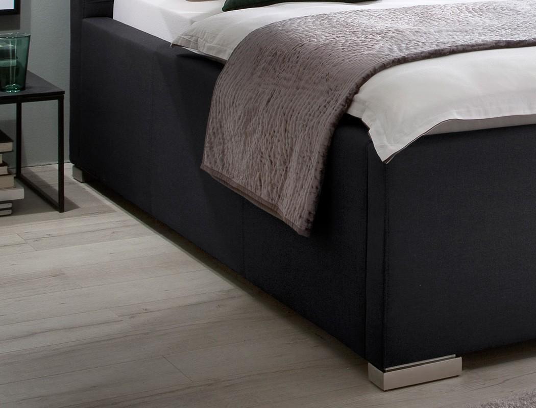 polsterbett mit bettkasten larissa kopfteil gesteppt varianten rost wohnbereiche schlafzimmer. Black Bedroom Furniture Sets. Home Design Ideas