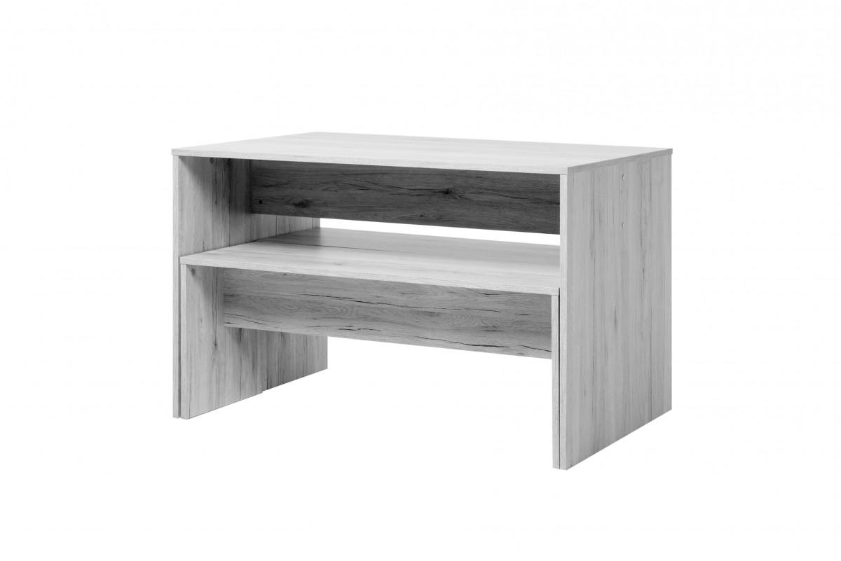 tischgruppe potsdam esstisch 2x bank eiche sonoma essgruppe k che wohnbereiche esszimmer. Black Bedroom Furniture Sets. Home Design Ideas