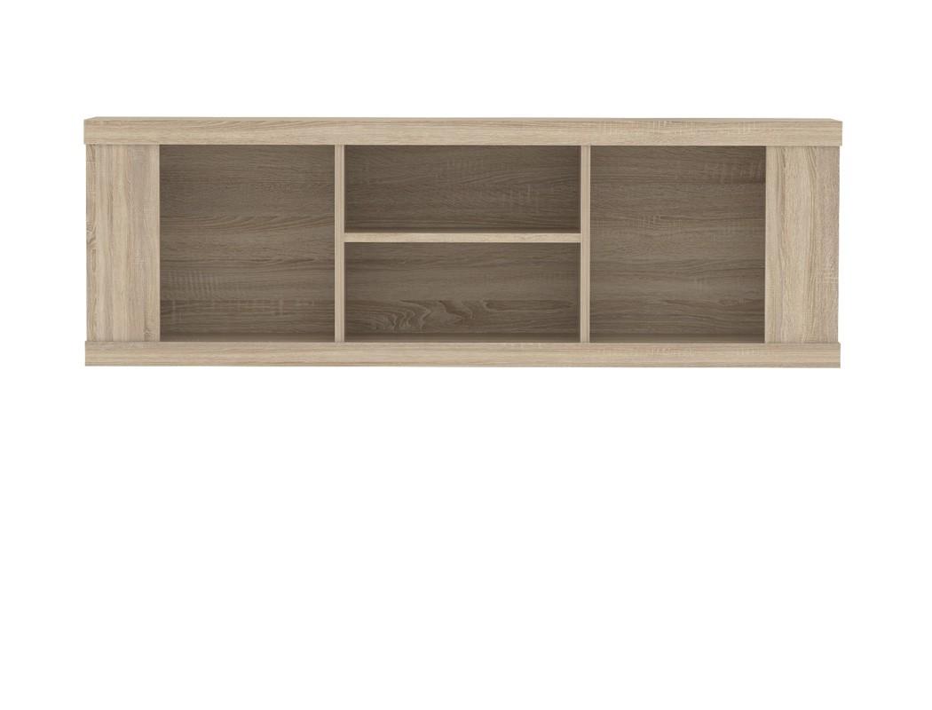 esszimmer calvin 79 eiche sonoma 4 teilig s ulentisch vitrine sideboard m bel m bel sets. Black Bedroom Furniture Sets. Home Design Ideas