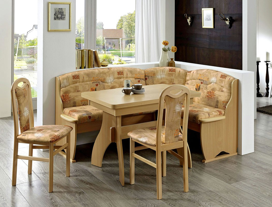 eckbankgruppe thalwil buche braun eckbank 2xstuhl tisch. Black Bedroom Furniture Sets. Home Design Ideas