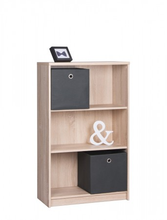 Bücherregal Koblenz 22 Eiche Sonoma 68x112x35 cm Standregal Regal