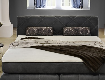 boxspringbetten. Black Bedroom Furniture Sets. Home Design Ideas