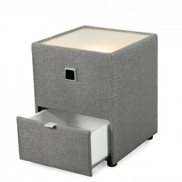 nachttische 3. Black Bedroom Furniture Sets. Home Design Ideas