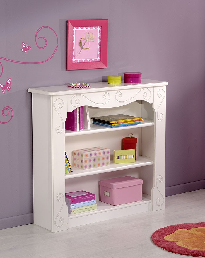 b cherregal regal anne 14 100x91x27cm wei b cherschrank kinderzimmer ebay. Black Bedroom Furniture Sets. Home Design Ideas