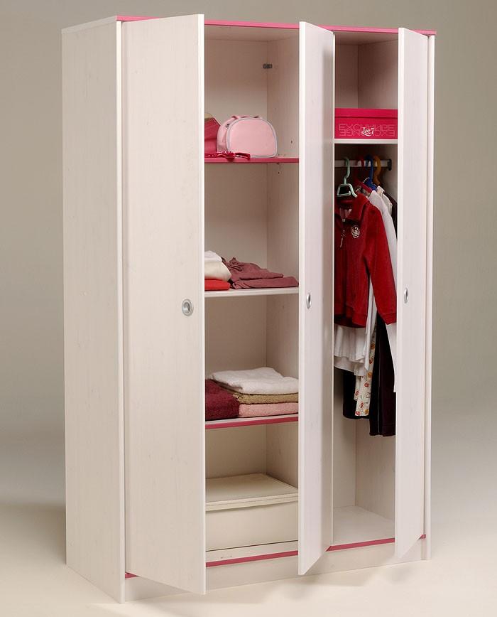 kinderzimmer snoopy 2 hochbett schrank 3 t rig kiefer nb wei kinderbett ebay. Black Bedroom Furniture Sets. Home Design Ideas