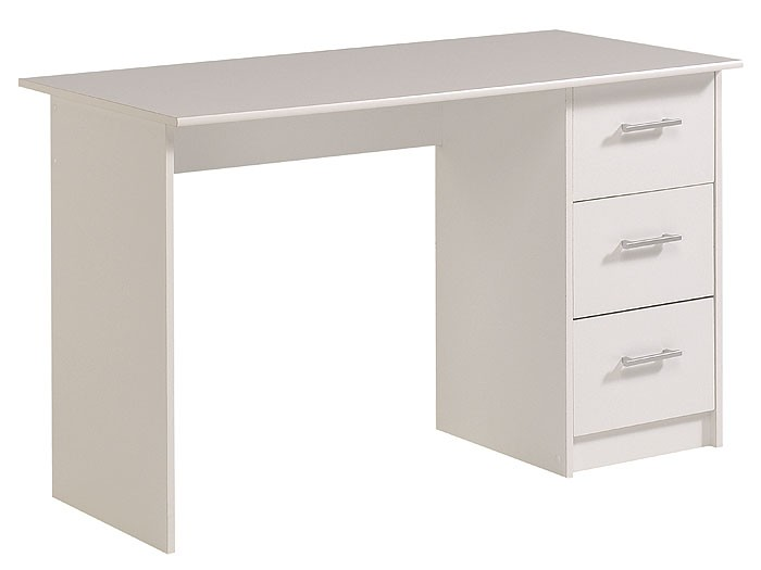 schreibtisch b rotisch jeremy 1 121x75x55cm wei. Black Bedroom Furniture Sets. Home Design Ideas