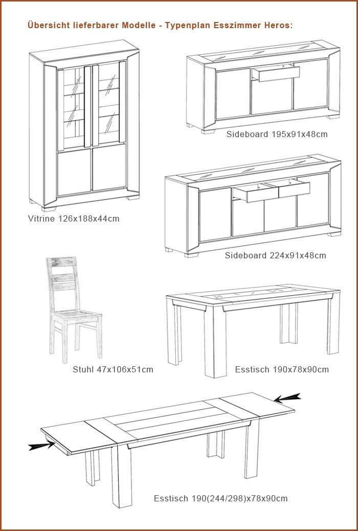wohnzimmer vitrine grau:Vitrine Highboard Eiche grau 126x188x44cm, Esszimmerschrank