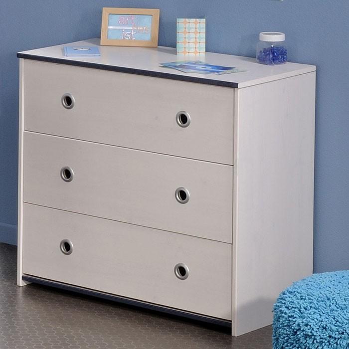 kommode snoopy 9 79x75x41cm wei pink blau schubkastenkommode wohnbereiche schlafzimmer. Black Bedroom Furniture Sets. Home Design Ideas