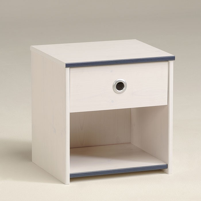 nachttisch nachtschrank snoopy 10 40x41x33cm wei pink blau wohnbereiche schlafzimmer. Black Bedroom Furniture Sets. Home Design Ideas