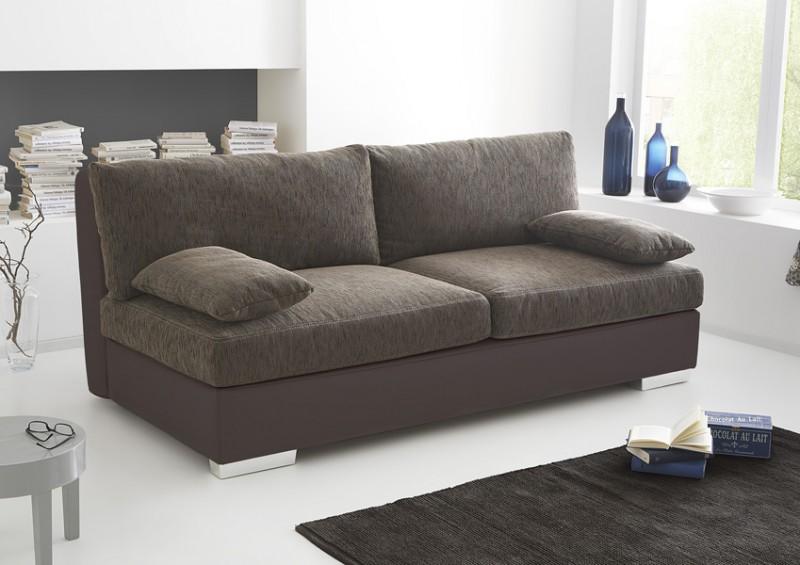 boxspring schlafsofa somerset braun 202x106cm dauerschl fer sofa wohnbereiche wohnzimmer sofa. Black Bedroom Furniture Sets. Home Design Ideas