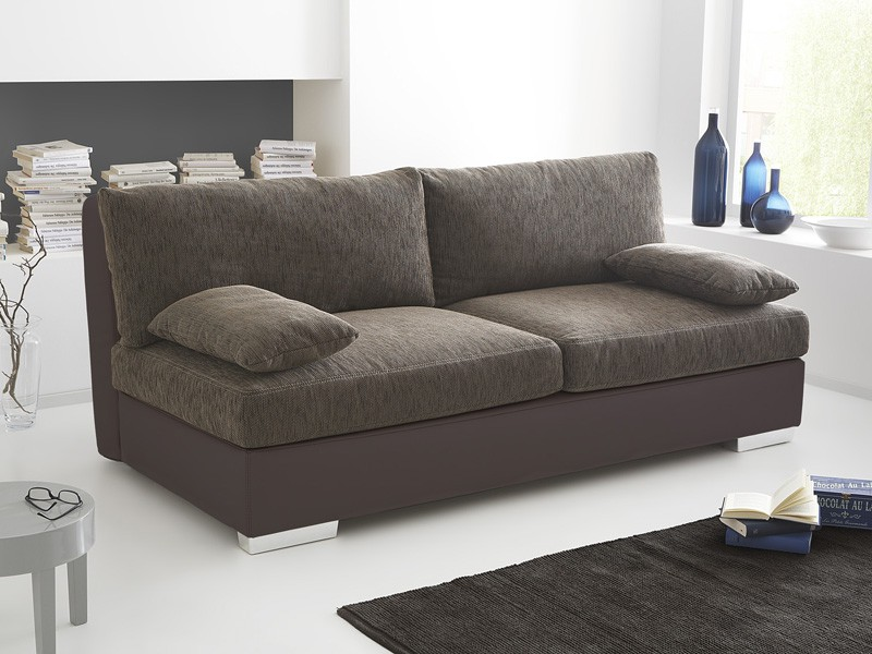 boxspring schlafsofa somerset braun 202x106cm dauerschl fer sofa wohnbereiche wohnzimmer sofa. Black Bedroom Furniture Sets. Home Design Ideas