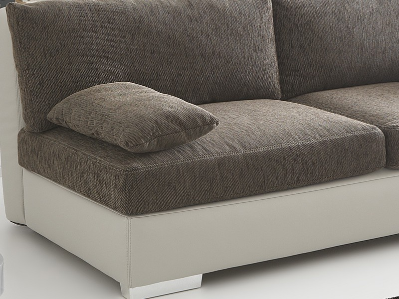boxspring schlafsofa braun beige 202x106cm dauerschl fer schlafcouch somerset ebay. Black Bedroom Furniture Sets. Home Design Ideas