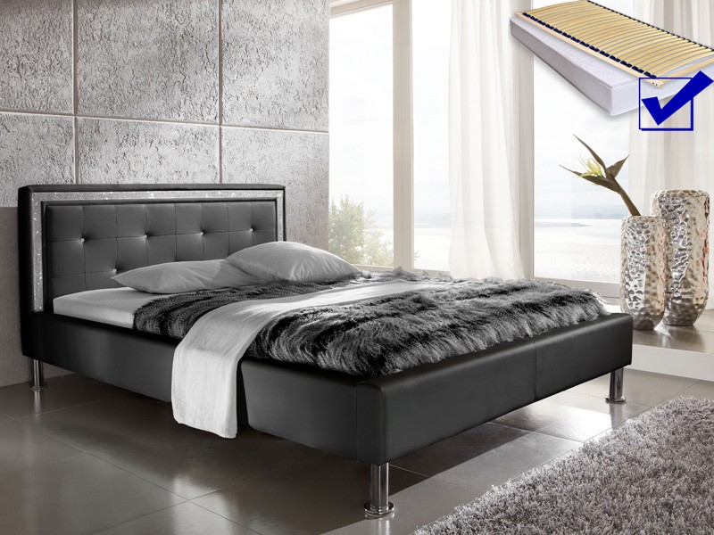 sie sind hier home schlafzimmer betten nachttische betten komplett. Black Bedroom Furniture Sets. Home Design Ideas