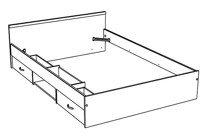 jugendbett leader 5 1 140x200 kaffeefarben lattenrost matratze wohnbereiche schlafzimmer. Black Bedroom Furniture Sets. Home Design Ideas