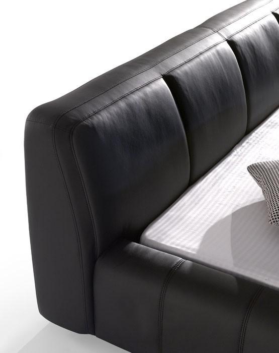 polsterbett komplett aron bett 180x200 weiss lattenrost. Black Bedroom Furniture Sets. Home Design Ideas