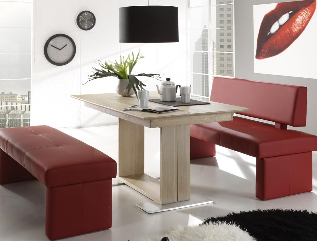 Holztische esszimmer holztisch ideen rustikale sthleguru esstisch das bild wird geladen - Design esszimmer ...
