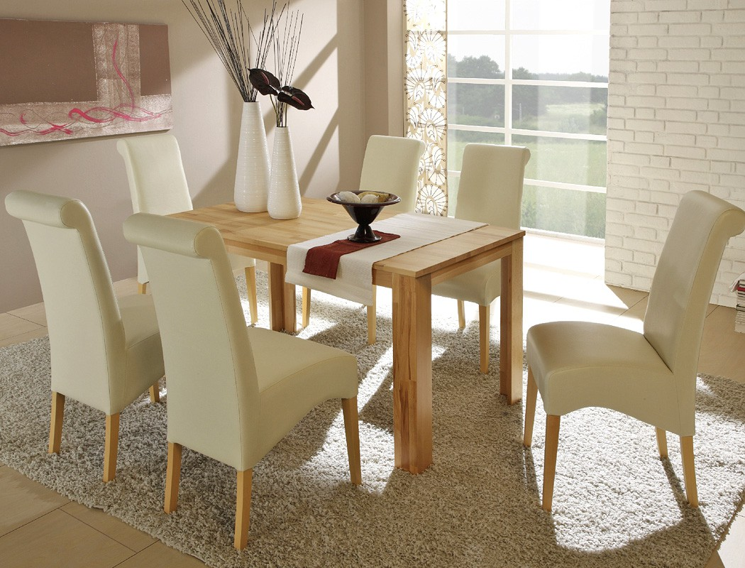 Stuhl julietta polsterstuhl varianten esszimmer massivholz st hle esszimmerstuhl ebay - Polsterstuhl esszimmer ...