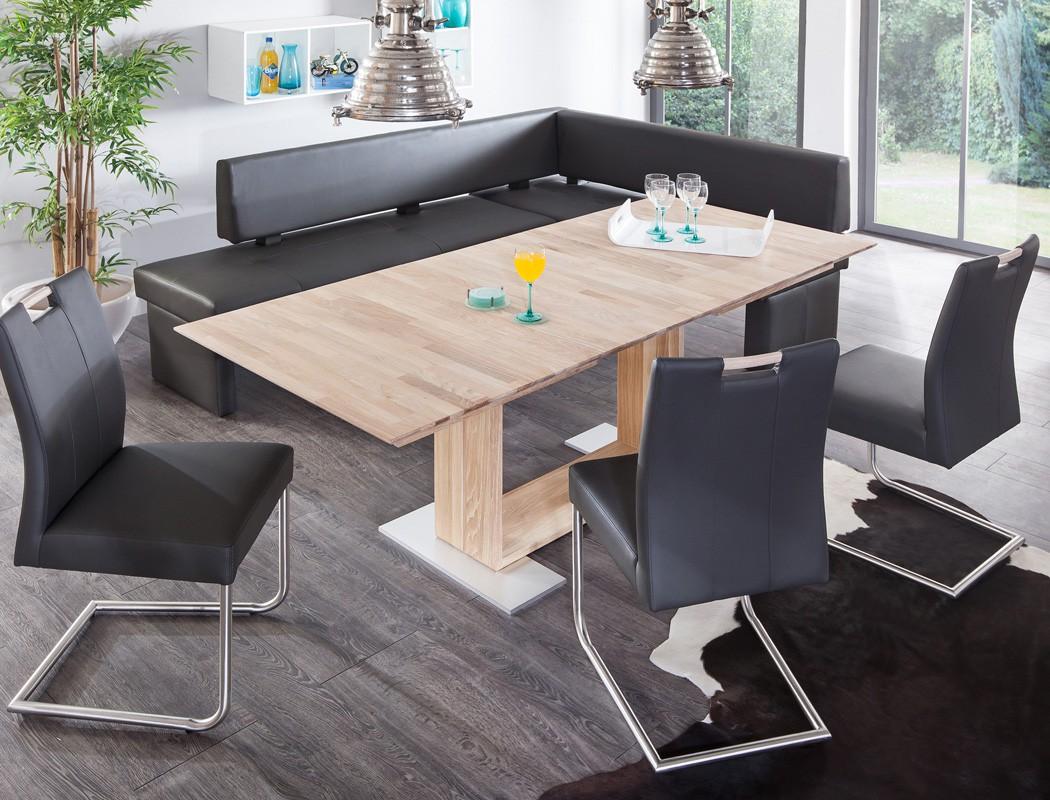 schwingstuhl louisa kunstleder polsterstuhl varianten freischwinger wohnbereiche esszimmer. Black Bedroom Furniture Sets. Home Design Ideas