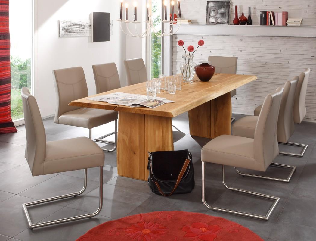 Schwingstuhl lenia polsterstuhl varianten esszimmer freischwinger wohnbereiche esszimmer - Polsterstuhl esszimmer ...