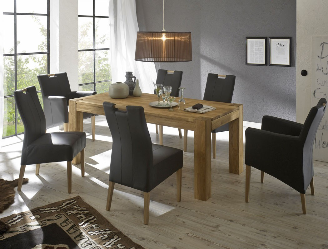 Stuhl vigga polsterstuhl varianten esszimmerstuhl for Stuhle esszimmer massivholz