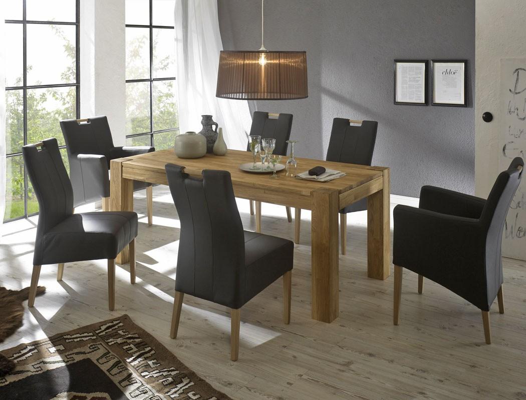 Stuhl vigga polsterstuhl varianten esszimmerstuhl for Stuhle esstisch holz