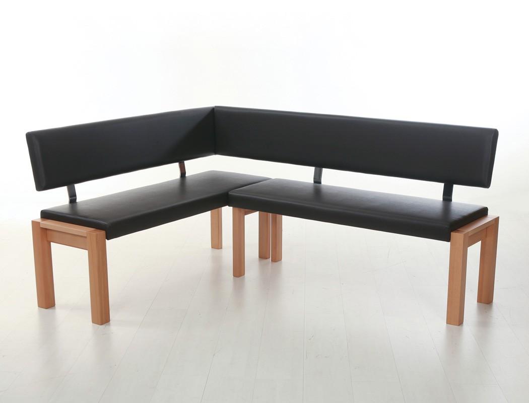 hochwertige eckbank sitzecke holzbank polsterbank massivholz valencia variante ebay. Black Bedroom Furniture Sets. Home Design Ideas