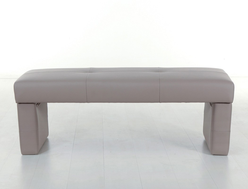 bank dorian ohne lehne kunstleder variante 130cm 150cm 180cm sitzbank wohnbereiche esszimmer. Black Bedroom Furniture Sets. Home Design Ideas