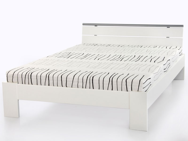 Jugendbett cortina 140x200cm weiss bett komplett for Bett komplett